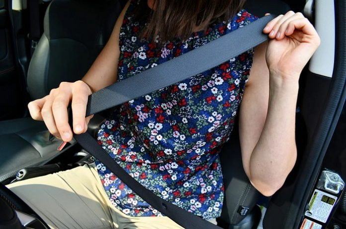 Casi el 99,5% de los zaragozanos se pone el cinturón de seguridad