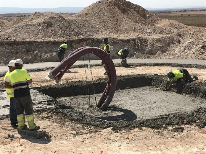 Inician los trámites para construir cien parques de renovables en Aragón
