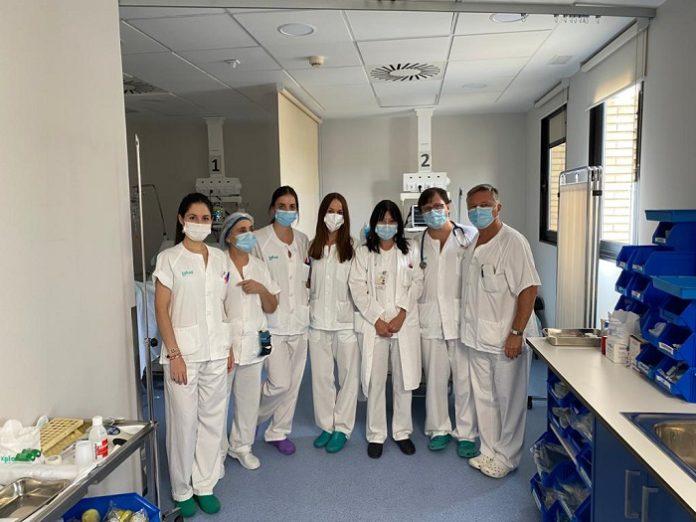 La nueva Unidad de Ictus del Clínico podrá atender a 400 pacientes al año