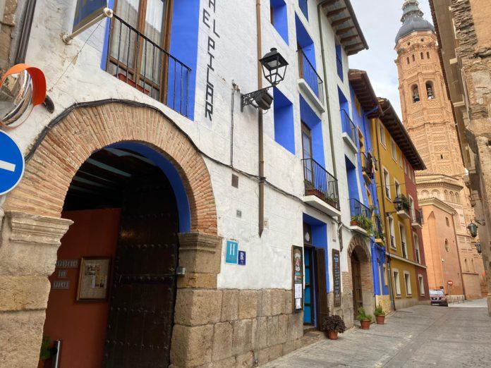 Fonduq Hotel El Pilar se suma a la oferta turística de Calatayud