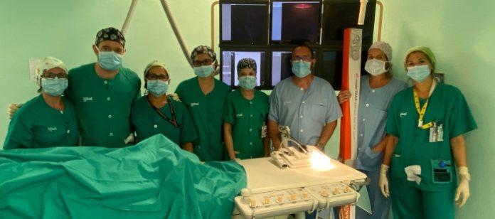 El Miguel Servet implanta un nuevo tratamiento para los aneurismas de aorta