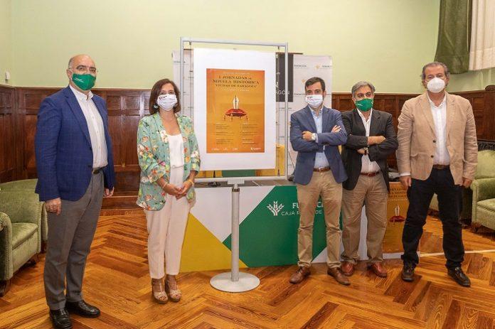 La Corona de Aragón centra las I Jornadas de Novela Histórica Ciudad de Zaragoza