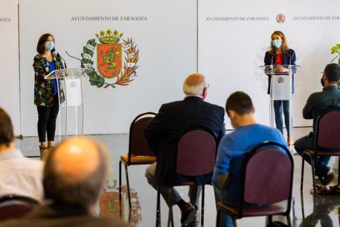 Casi 2.350 veladores de Zaragoza no pagarán la tasa de 2020