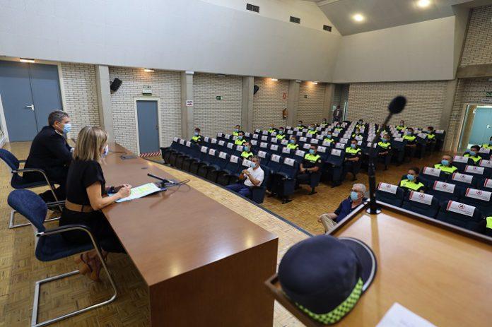 La Policía Local de Zaragoza cuenta con 43 nuevos agentes en prácticas