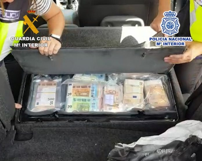 Desarticulan en Zaragoza una organización de narcotraficantes que actuaba a nivel nacional