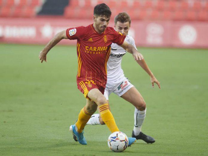 Derrota del Real Zaragoza en el Nou Estadi en una prueba preparatoria