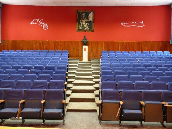 Las universidades aragonesas apuestan por un curso semipresencial