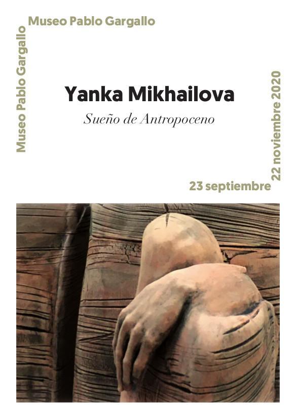 El Museo Pablo Gargallo acoge la exposición temporal de Yanka Mikhailova