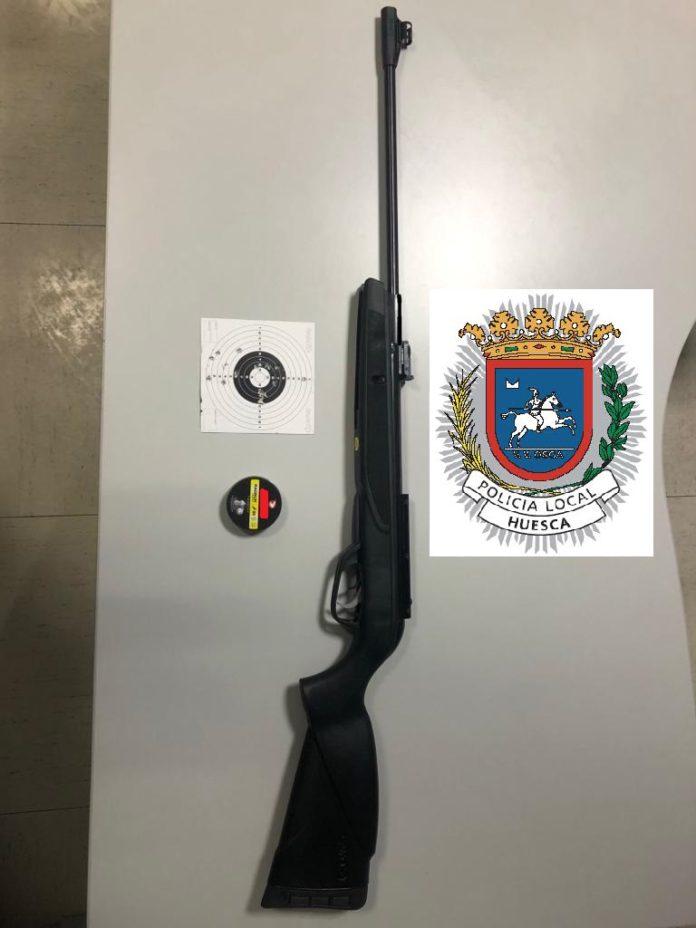 Dos denuncias por disparar con arma de aire comprimido en el Cerro de San Jorge