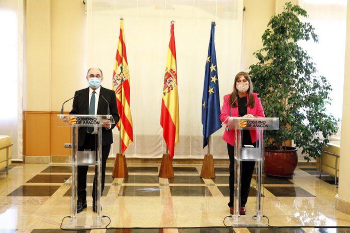Confinan las tres capitales aragonesas a partir de mañana para frenar la pandemia
