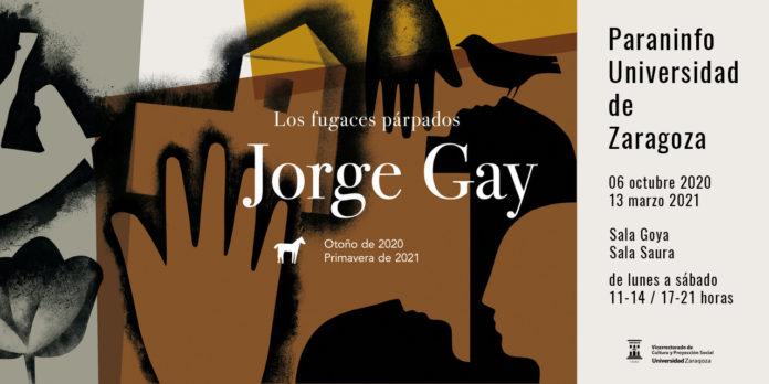 'Los fugaces párpados', de Jorge Gay, descubre el arte de pintar en la Unizar