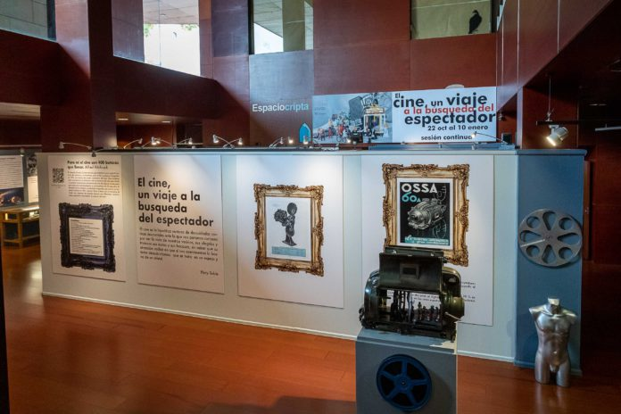 El centro de historias acoge la historia del cine en sus 125 años de vida