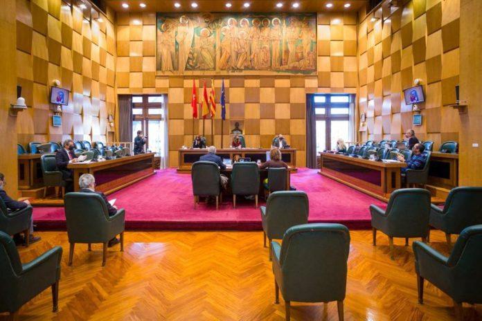 Bajan un 0,74% el tipo general del IBI en Zaragoza