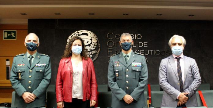 Los farmacéuticos de Zaragoza también velarán por la seguridad de los mayores