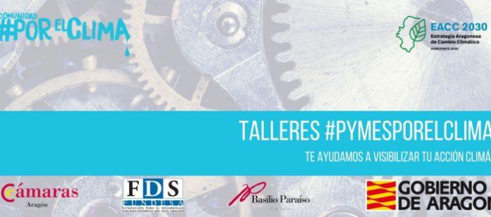 Abierta la inscripción a los talleres #PymesPorElClima
