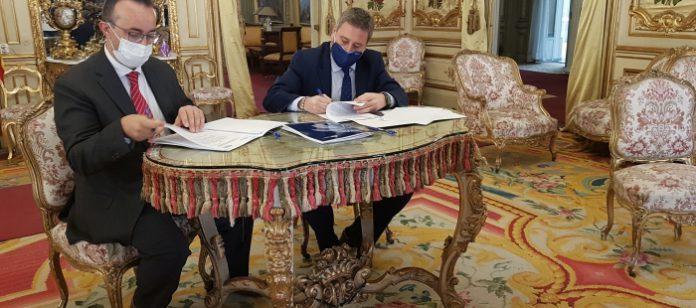 Acuerdo para la creación del Museo del Ferrocarril de Aragón