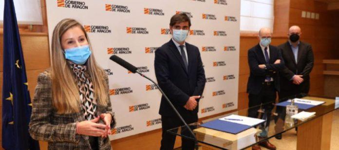 Nuevo convenio aragonés de colaboración para aplicar la I+D+i al ámbito sanitario