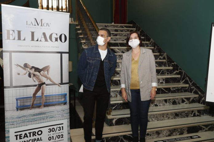 """La compañía lamov estrena en el Teatro Principal el espectáculo """"El Lago"""""""