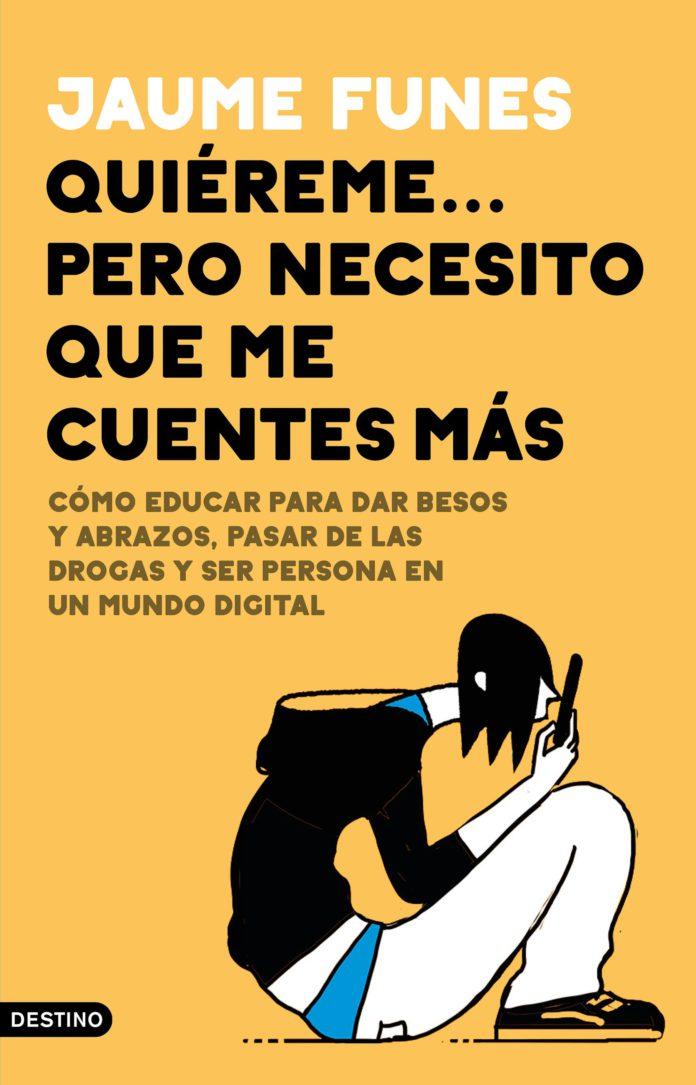 Jaume Funes presenta en Zaragoza una guía orientativa para padres de adolescentes