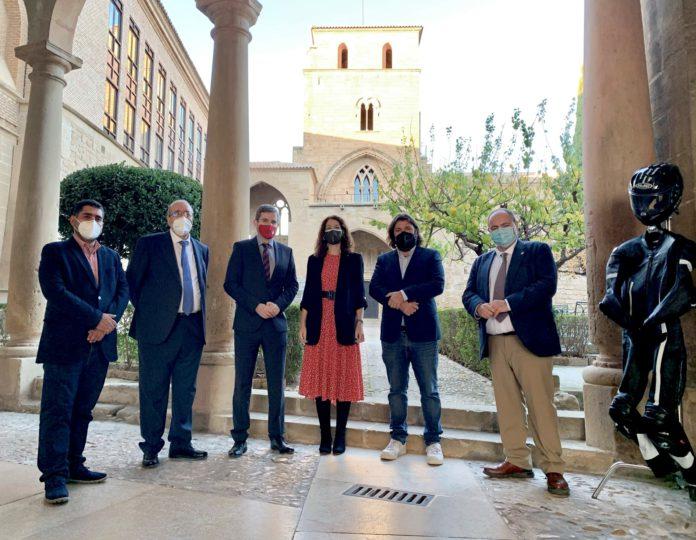 Teruel conierte la provincia en territorio cinematográfico a través de Netflix