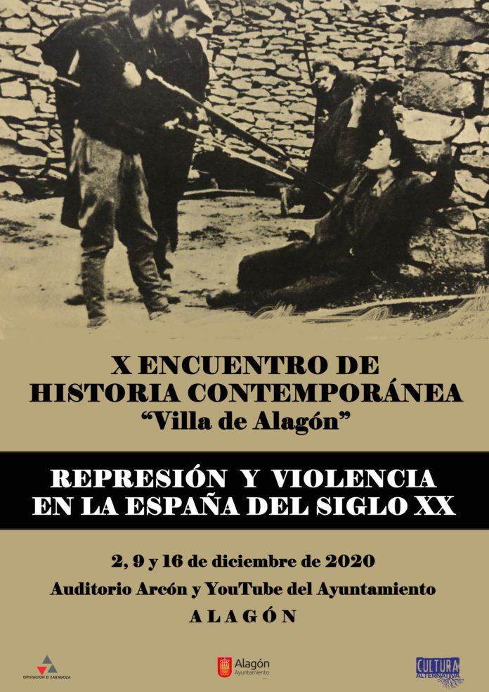 Aragón da inicio al X Encuentro de Historia Contemporánea