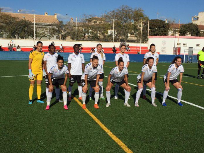 Remontada y 3 puntos de oro para el Zaragoza Club de Fútbol Femenino