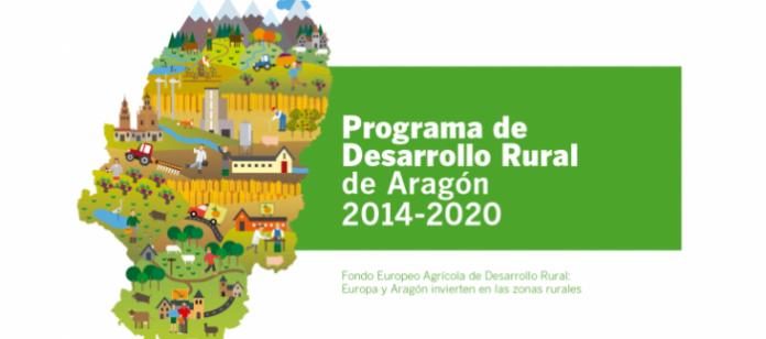 Aragón es la primera comunidad en grado de ejecución del PDR