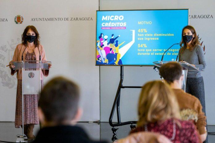 La segunda convocatoria de microcréditos de Zaragoza recibe 1.222 solicitudes