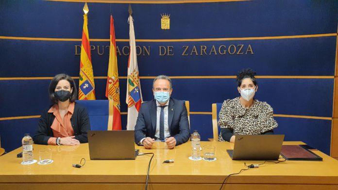 La Diputación de Zaragoza aprueba su presupuesto para 2021