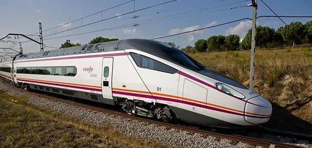 Reducen el tiempo de viaje en tren entre Teruel y Zaragoza