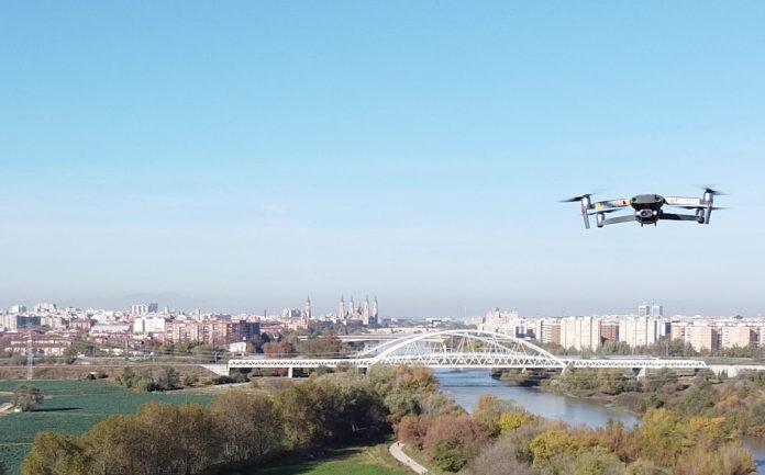 Zaragoza participa en un proyecto sobre Movilidad Aérea Urbana en Europa