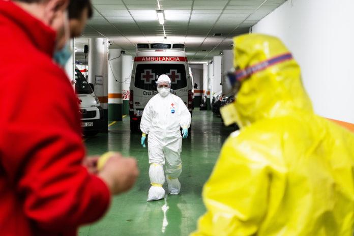 Prolongan la exposición sobre la labor de Cruz Roja contra el Covid