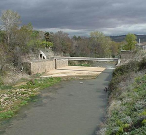 Licitan actuación para reducir el riesgo de desbordamiento del río Jalón