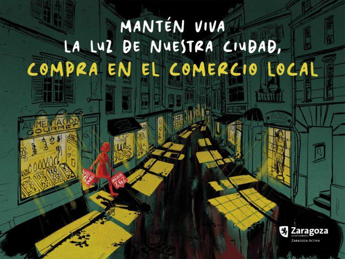 La Red de Tiendas Creativas Made in Zaragoza iluminará la Navidad