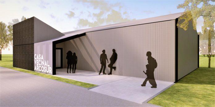 La Casa Vecinal de Arcosur avanza con la concesión de las licencias