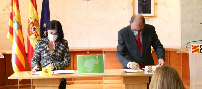 Fondo de Inversiones de Teruel 2020, instrumento de cohesión social