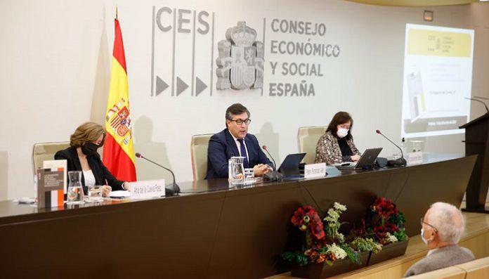 Dos aragoneses se integran en el Consejo Económico y Social de España