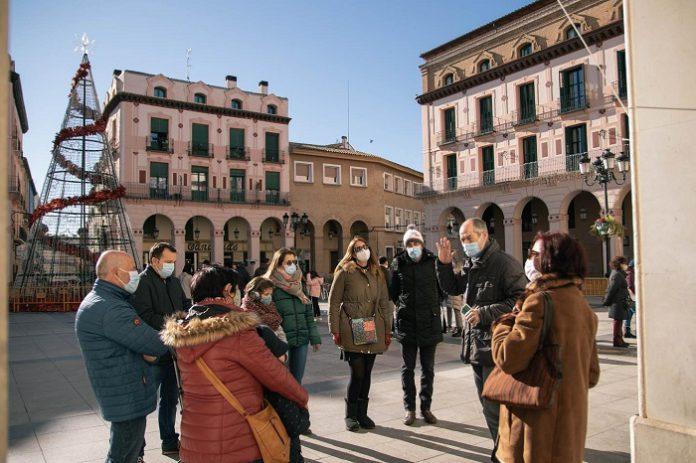 Huesca ofrece en febrero visitas al Parque Miguel Servet