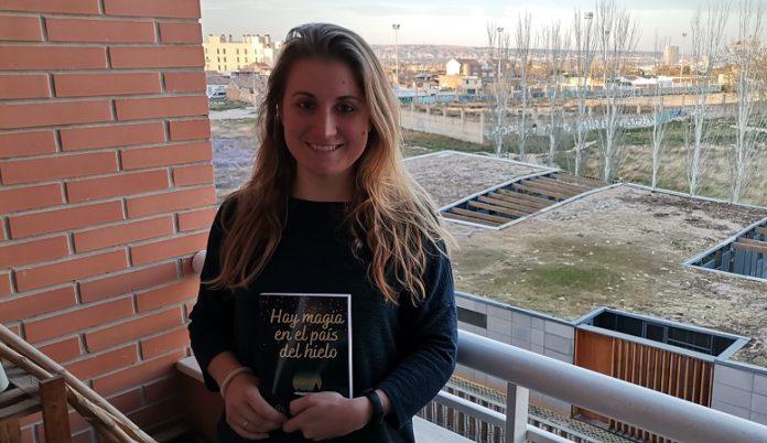'Hay magia en el país del hielo', primer libro de la zaragozana Cristina Pérez