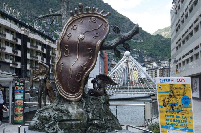 Andorra belleza natural y óptimas condiciones de vida