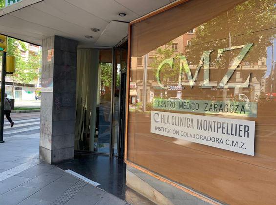 Clínica HLA Montpellier y el Centro Médico Zaragoza firman un acuerdo de colaboración