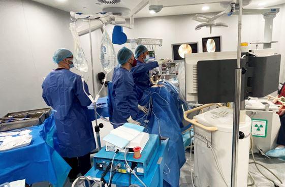 La endoscopia como técnica para tratar patologías de columna