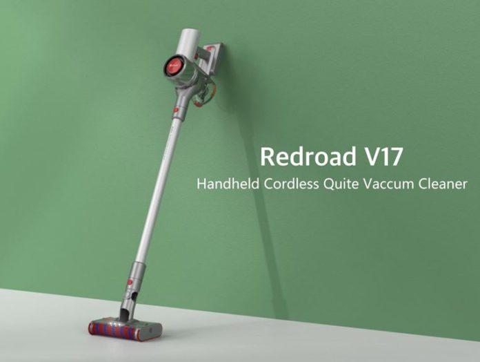Redroad V17: mayor succión, apariencia inmejorable y gran valor